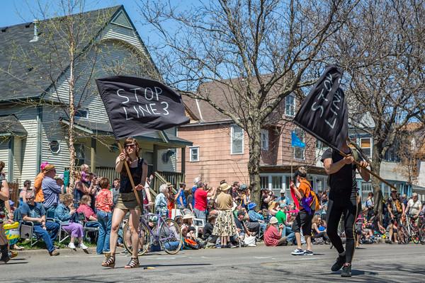 May Day Parade, Minneapolis, May 6