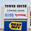 MET 051718 Town South Sign