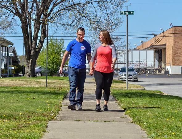 MET 043018 Danny and Lexi Walk