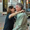 MET 050818 Tonya Pfaff Brendan Kearns Hug