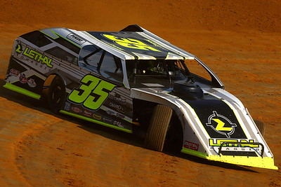 Tyler County Speedway; Mega 100 Night One