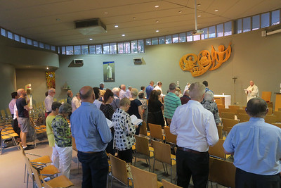 2018 Memorial Mass for Deceased Old Collegians