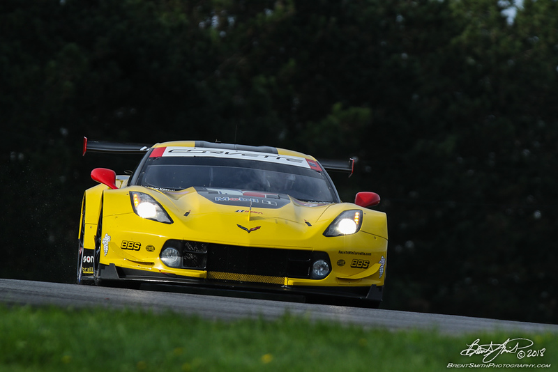 Acura Sports Car Challenge - IMSA WeatherTech SportsCar Championship - Mid-Ohio Sports Car Course - 3 Corvette Racing, Corvette C7.R, Antonio Garcia, Jan Magnussen