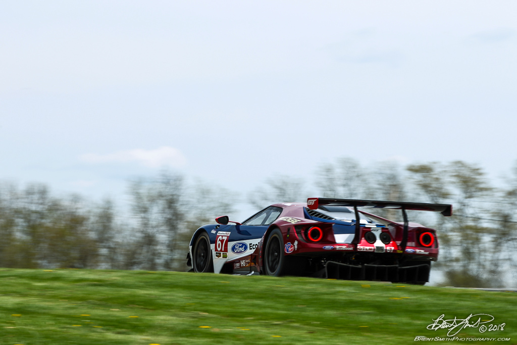 Acura Sports Car Challenge - IMSA WeatherTech SportsCar Championship - Mid-Ohio Sports Car Course - 67 Ford Chip Ganassi Racing, Ford GT, Ryan Briscoe, Richard Westbrook