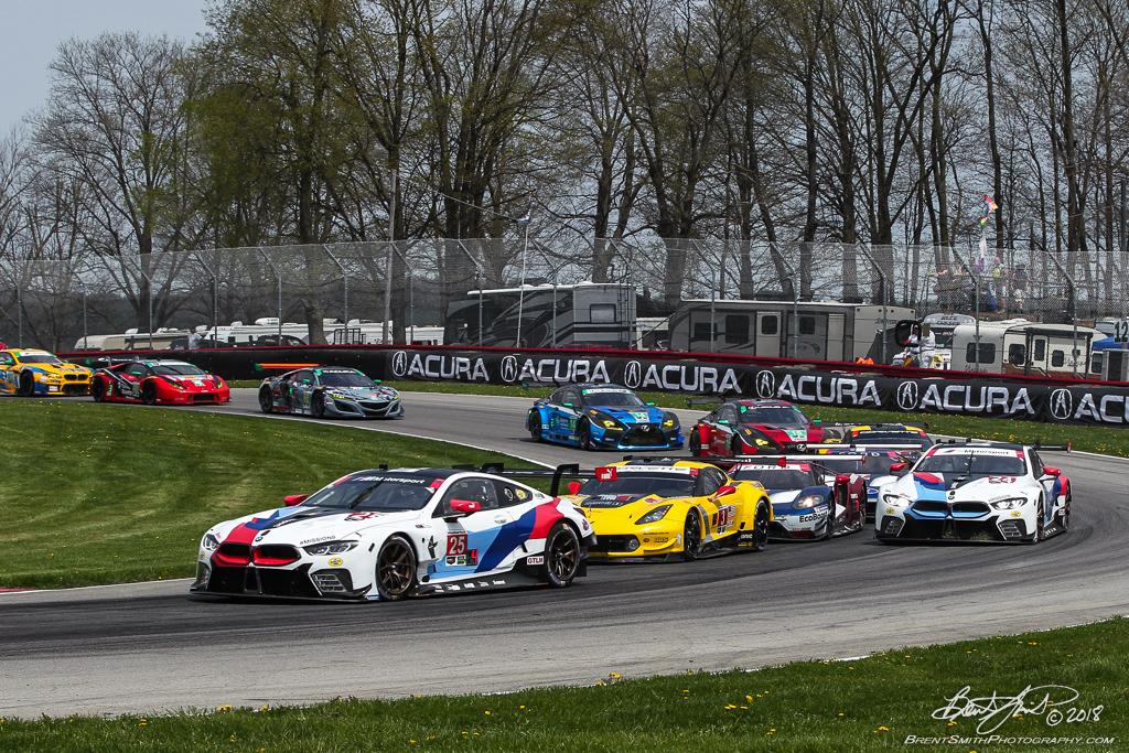Acura Sports Car Challenge - IMSA WeatherTech SportsCar Championship - Mid-Ohio Sports Car Course