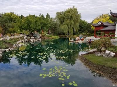 Chinese Gardens, Montreal Botanical Gardens - Cathy Phillips