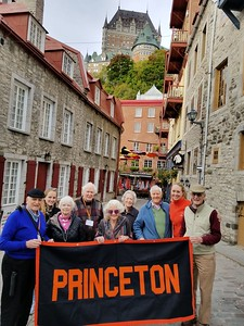 Tigers in Old Town Quebec - Cathy Phillips