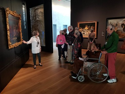 Exploring the Montreal Museum of Fine Arts - Cathy Phillips
