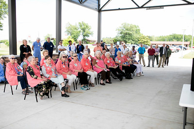 Morrilton Canopy Ribbon Cutting (May 2018)