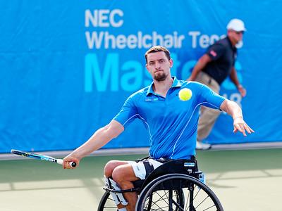 05 Joachim Gerard - NEC Wheelchair Tennis Masters 2018