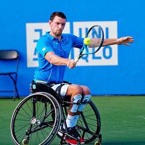 05b Joachim Gerard - NEC Wheelchair Tennis Masters 2018