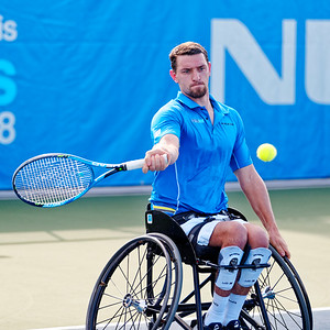 05a Joachim Gerard - NEC Wheelchair Tennis Masters 2018