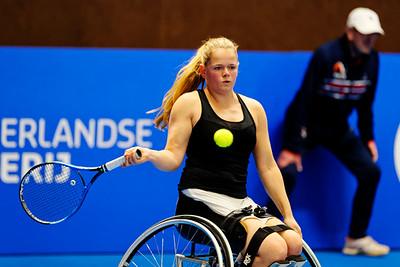 06a Donna Jansen - NK tennis 2018
