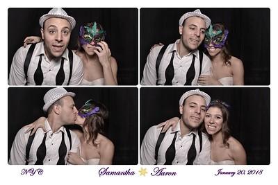 NYC 2018-01-20 Samantha & Aaron
