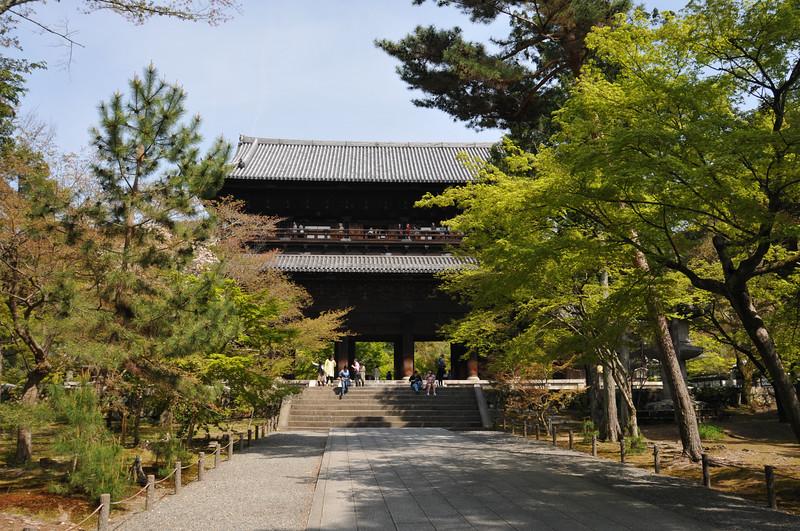 Nanzen-ji and Surroundings