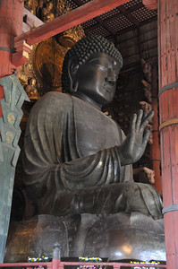Nara and the Great Buddha at Todai-ji