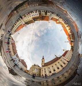 Sibiu post