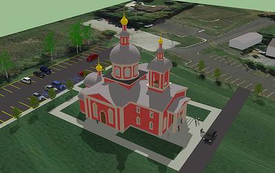New Church Design
