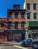 On Bleeker St., Hopper-like shadows
