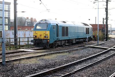 Newcastle Thunderbird 67002   27/12/18