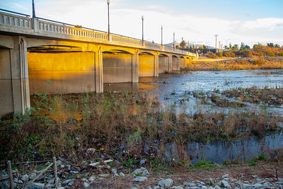 Alameda Creek at Mission Blvd.