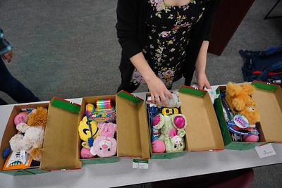Joyful Hands OCC Packing Party