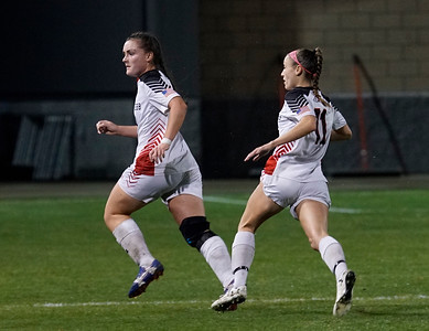 Women's Soccer Big South Semifinals