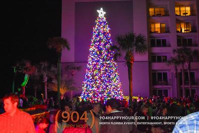 Amelia Island Community Tree Lighting @ Ritz Carlton - 11.21.18