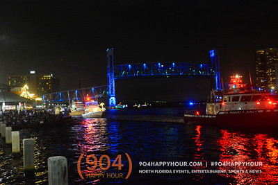 Jacksonville Light Boat Parade 2018 - 11.24.18