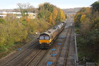 66847 Bath Spa 13/11/18 3S59 Bristol Barton Hill to Bristol Barton Hill