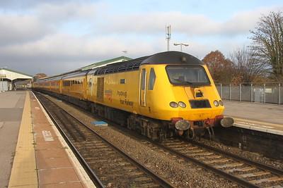 43013 Westbury 15/11/18 1Q23 Reading Triangle Sidings to Salisbury