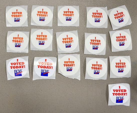 MET 110518 Voting Stickers