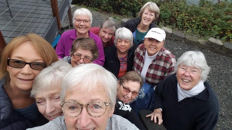 Nurses reunion 2018