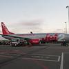 Jet2 Boeing 737-800 G-DRTE at Amsterdam Schiphol Airport on Leeds shuttles, 03.10.2018.