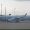 American Airlines Boeing 767 N348AN at Amsterdam Schiphol on a flight to Philadelphia, 03.10.2018.