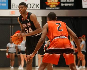 Men's Basketball Red vs. Black