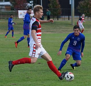 Men's Soccer vs. Presbyterian (Senior Day)