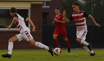 Men's Soccer vs. Radford 10/3