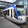 HTM RandstadRail Alstom Regio Citadis tram-train no. 4014 at Zoetermeer Centrum West on the 4 Zoetermeer loop service, 03.10.2018.