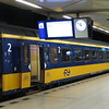Nederlandse Spoorwegen ICR carriage no. 16236 at Amsterdam Schipol Airport station, 03.10.2018.