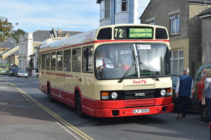 UK Bus October 2018