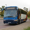 Stagecoach Volvo Plaxton Panther AE11FMF 53618 at Madingley Road Park & Ride, Cambridge, on the X5, 07.10.2018.