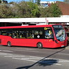 GoAhead London Wright Streetlite SK67FMP WS113 at Eltham station on the 286 to Queen Mary's Hospital, 09.10.2018.