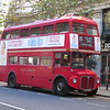 Stagecoach London Park Royal AEC Routemaster ALM50B RM2050 at Charing Cross on the 50 to Tower Hill, 09.10.2018.