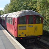 South Western Railway Island Line Class 483 (London Underground 1938 Stock) no. 483004 at Shanklin on a Ryde service, 13.10.2018.