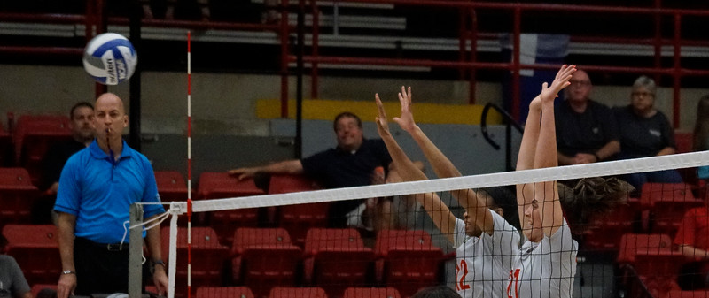 Vollyeball vs. SC State