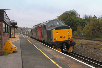 37601 Micheldever 25/10/18 0O86 Wembley to Eastleigh