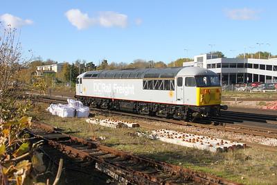 56103 Basingstoke 29/10/18 0Z33 Willesden to Eastleigh East Yard