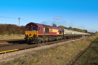 66060 Worting Junction 22/101/ 5O61 Wembley to Eastleigh