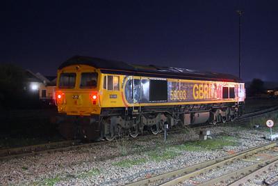 59003 Eastleigh 19/10/18